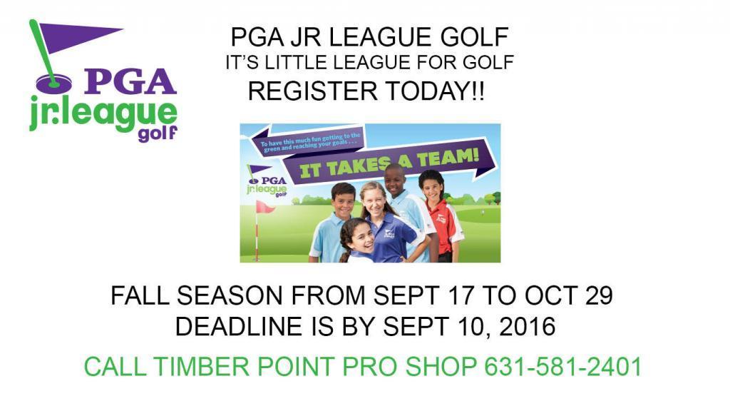 PGA Junior League