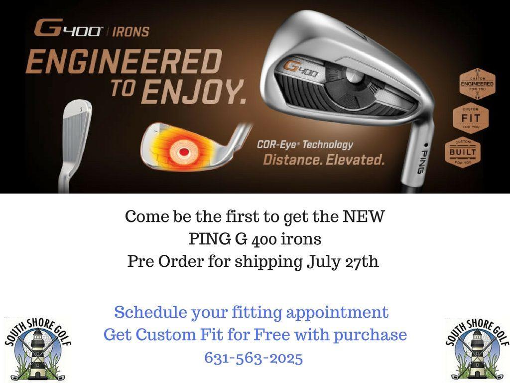 Ping G400